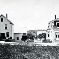 Mrs. Lydia E. Pinkham home and laboratory, 233-235 Western Avenue, 1879