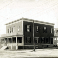 Dirigo Club, corner of Chathum and Clarendon Streets