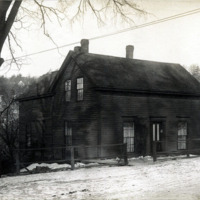 Cyrus Tracy House, Linwood Road, Pine Hill