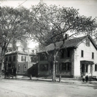 Spinney Houses, corner of Church and South Common Streets