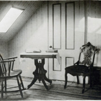 Mary Baker Eddy's room in Broad Street home