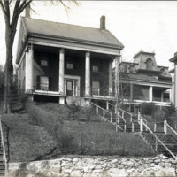 George Hood House while he was mayor, Essex Street