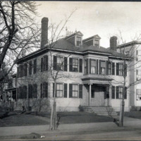 Judge Harmon House, corner of Baker and north Common Streets