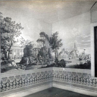 Lawrence House, Ocean Street : quaint wallpaper