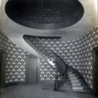 Lawrence House, Ocean Street: staircase