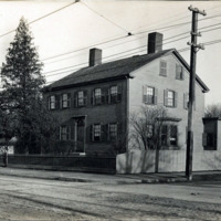 Moulton House, corner of Boston and Moulton Streets
