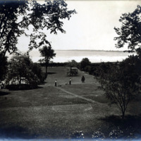 A.E. Little residence, 264 Ocean Street : view of grounds.
