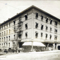 Sagamore Hotel, Union Square