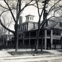 Sorosis annex, Broad Street and Washington Square, Coffin Estate