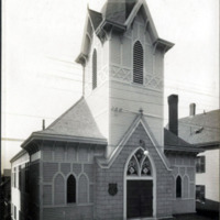 Swedish Church, Lawton Avenue