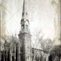 Vine Street Congregational Church. South Common Street
