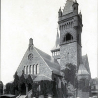 First Universalist Church, Nahant Street