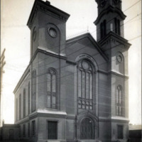St. Paul's Methodist Church, Union Street