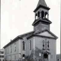Christian Church, Silsbee Street