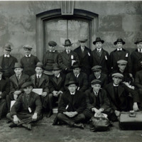 Draft Division 1, March 29, 1918