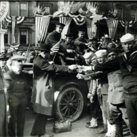 Welcome home celebration, May, 16, 1919