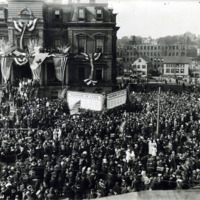 Welcome home celebration, May, 1919