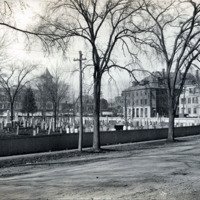 Western Burying Ground from South Common Street