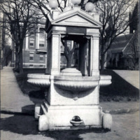 George Angell Memorial drinking fountain, Washington Square