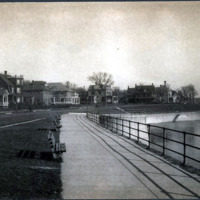 Lynn Shore Drive, eastward from Wave Street
