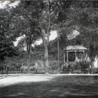 Band Stand, Lynn Common, 1903