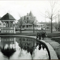 Goldfish Pond 1898