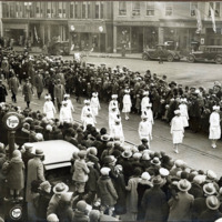 Franco American Society, Nov. 12, 1928, Armistice Day
