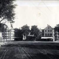 Boissoneau Square, Junction of Cedar, Boston Grove and Mall Streets