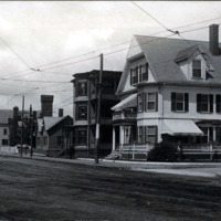 Lewis Street, north side, from corner of Ocean Street