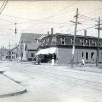 Lewis Street and Chatham Street, west corner