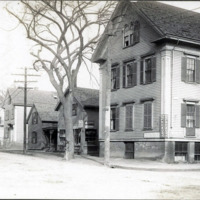 Liberty Street, South side, from Willow Street to Buffum Street