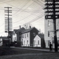 Harbor Street, north side, from corner of Pleasant Street