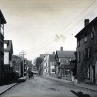 Tremont Street from Pleasant Street