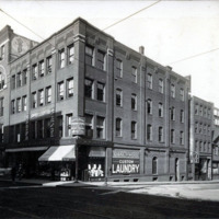 Union and Mulberry Street, west corner
