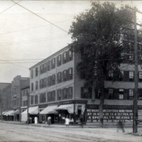 Union Street, south side, from School Street