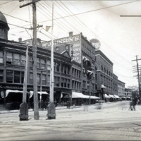 Union Street, north side, to Buffum from Central Square