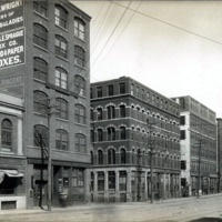 Market Street, east side, from Swift's Plant to Broad Street