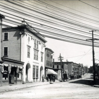 Sagamore Street from Washington Street