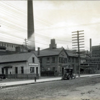 Sea Street, north side, from Phelan Factory to Market Street