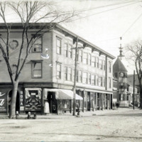 Summer Street, north side, Between Church and Pleasant Street