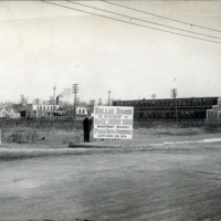 Commercial Street and State Boulevard, north corner, 1911