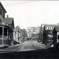 Oxford Street, east from Buffum Street