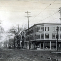 Western Avenue, east from Franklin Street