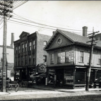 Washington Street and Oxford, south side