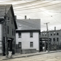 Washington Street, west side, from B & M Power House to Breed Coal Company