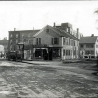 Central Avenue and Sutton Street, south