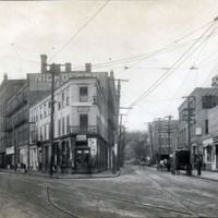 Central Avenue from junction of Washington Street and Oxford Street