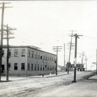 Commercial Street, Charles Street, and B & M Railroad