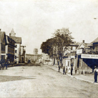 Broad Street about 1878-79