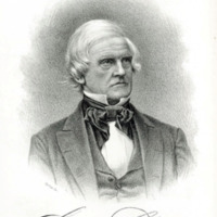 Portrait of Edward S. Davis, Mayor of Lynn, 1859-1860